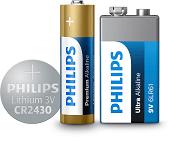 Philips Batteries